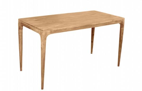 Massivholzmöbel Tisch 70x140cm Akazienholz