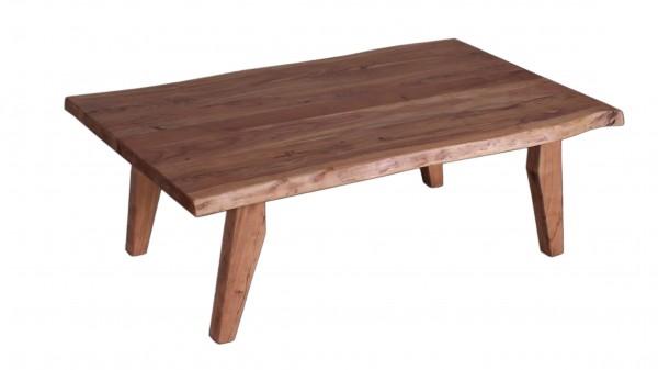Massivholz Möbel Couchtisch 120x42x60cm Vintage