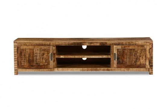 Massivholz Möbel Lowboard 175x50x45cm