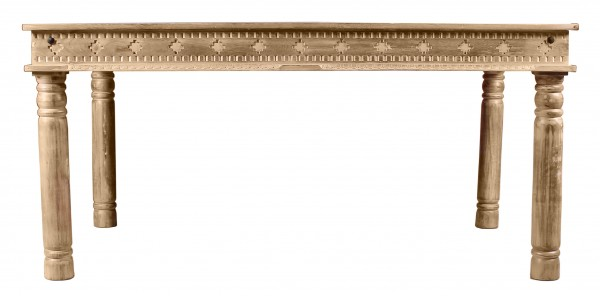 Vintage Möbel Tisch Mangoholz 140x70cm