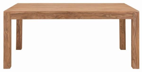 Massivholz Tisch 90x160cm Sheeshamholz