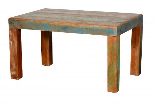 Vintage Möbel Tisch Esstisch 90x140cm Massiv