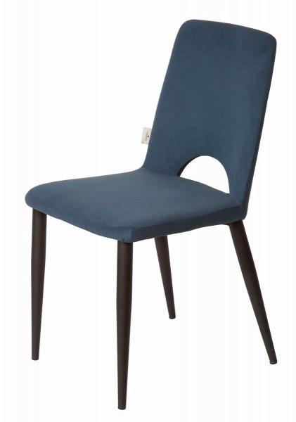 2-er Set Tom Tailor Stuhl blau 56x86x48cm