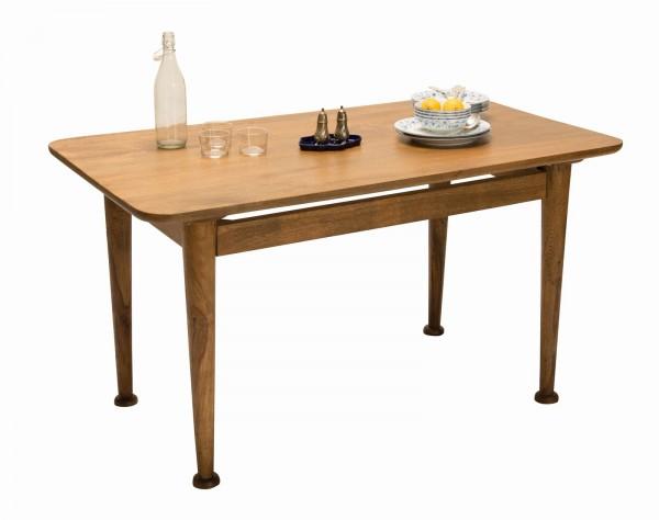 Massivholz Möbel Tisch 140x76x80cm Mangoholz